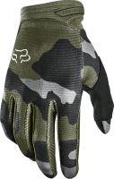Dětské rukavice Fox Yth Dirtpaw Przm Camo Glove Camo