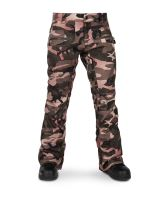 Dámské kalhoty Volcom Leo9.0 Stretch Pant Faded Army