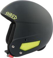 Zimní helma Shred Mega Brain Bucket RH Bail Black/Yellow