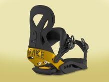 Dámské vázání Drake Jade BLACK