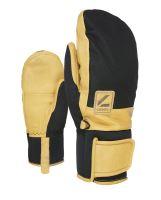Pánské rukavice Level Rover Mitt PK Black 9 - L