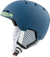 Zimní helma Shred Bumper Noshock Warm Pajama Navy Blue S