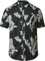 Pánská košile Fox Greenhorn Ss Woven Black Vintage