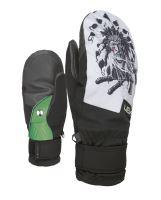 Pánské rukavice Level Space Mitt Beige 8 - M